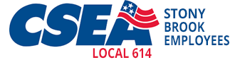 CSEA Local 614 – Stony Brook Employees Logo