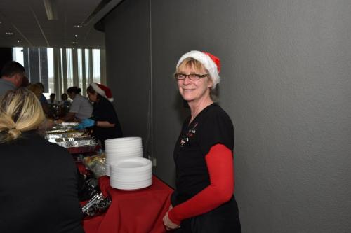 Hospital Holiday Lunch - 12/22/17